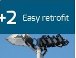 Easy retrofit